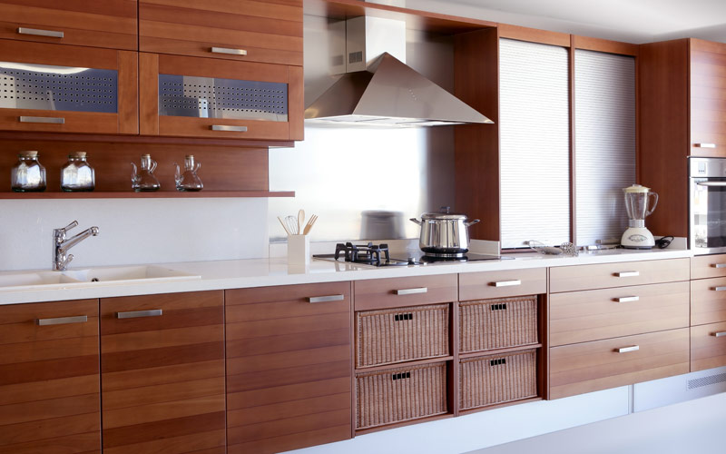 Cucine e soggiorni su misura – Falegnameria Barco | San Pietro in Gù ...